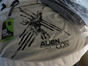 AlienCon 2016 Shirt